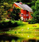 Blackstone River Barn