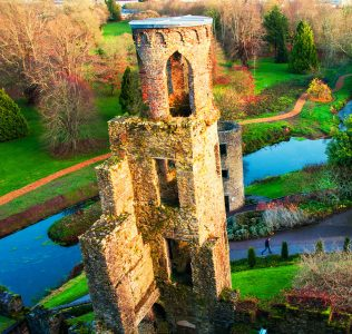 Blarney Tower Jigsaw Puzzle