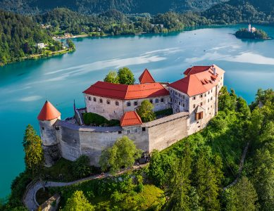 Bled Castle Jigsaw Puzzle