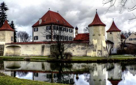 Blutenburg Castle Jigsaw Puzzle