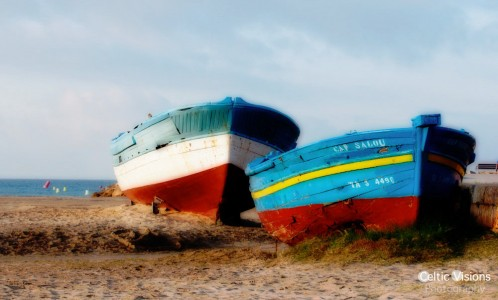 Boats of Salou Jigsaw Puzzle