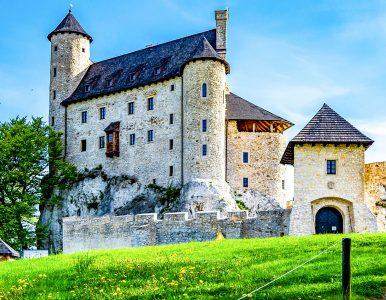 Bobolice Castle Jigsaw Puzzle