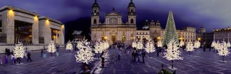 Bolivar Square Christmas