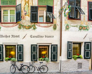 Bolzano Restaurant Jigsaw Puzzle