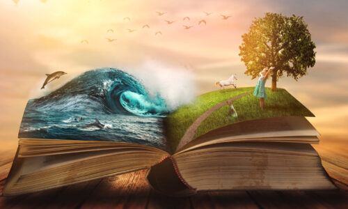 Book of Dreams Jigsaw Puzzle