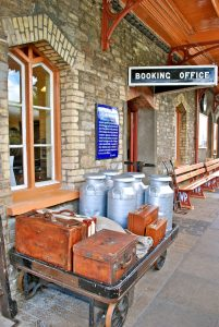 Booking Office Jigsaw Puzzle