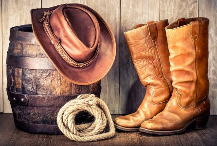 Boots and Hat Jigsaw Puzzle