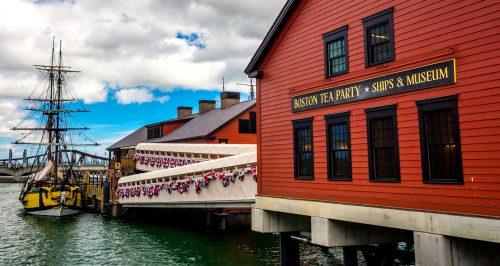 Boston Tea Party Jigsaw Puzzle