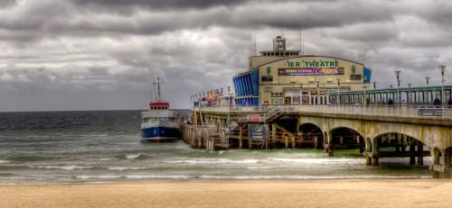 Bournemouth Pier Jigsaw Puzzle