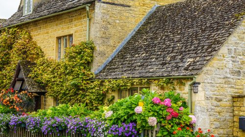 Bourton Home Jigsaw Puzzle