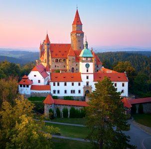Bouzov Castle Jigsaw Puzzle