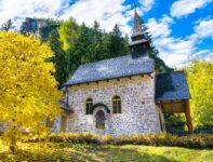 Braies Lake Chapel