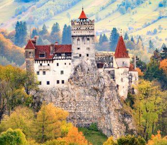 Bran Castle Jigsaw Puzzle