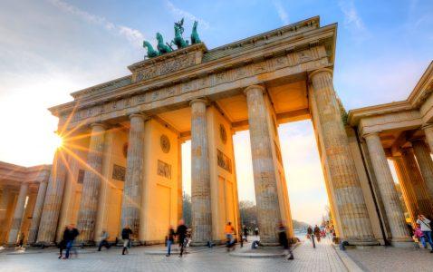 Brandenburg Gate Jigsaw Puzzle