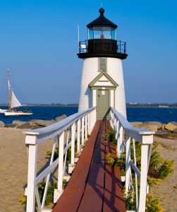 Brant Point Light Jigsaw Puzzle