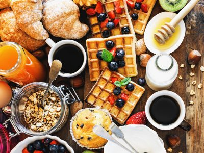 Breakfast Choices Jigsaw Puzzle
