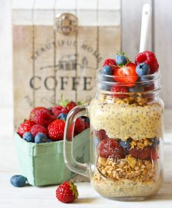 Breakfast in a Jar Jigsaw Puzzle
