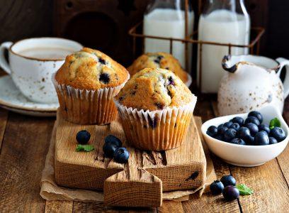 Breakfast Muffins Jigsaw Puzzle