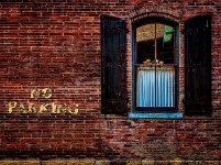 Brick and Window