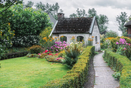 Brick Garden Shed Jigsaw Puzzle