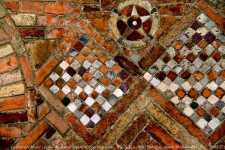 Brick Mosaic Jigsaw Puzzle