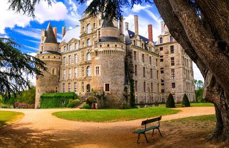 Brissac Castle Jigsaw Puzzle