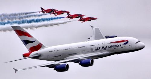 British Airways Jigsaw Puzzle
