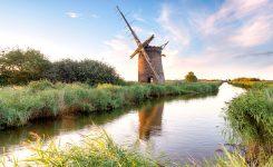 Brograve Windmill