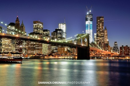 Brooklyn Bridge Jigsaw Puzzle