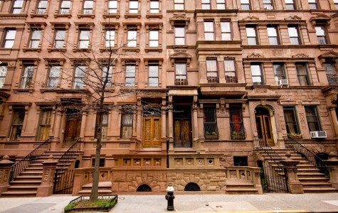 Brownstones Jigsaw Puzzle