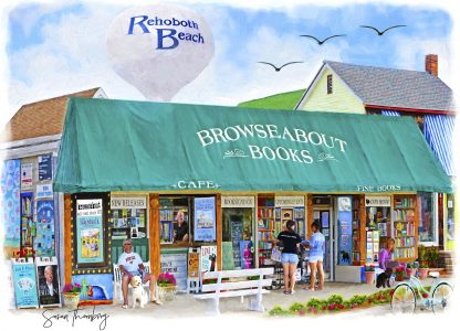 BrowseAbout Books Jigsaw Puzzle