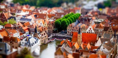 Bruges Jigsaw Puzzle