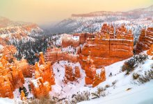 Bryce in Winter
