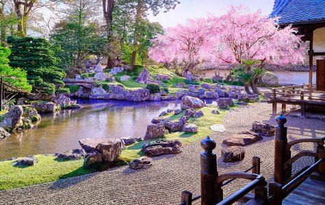 Buddhist Zen Garden Jigsaw Puzzle