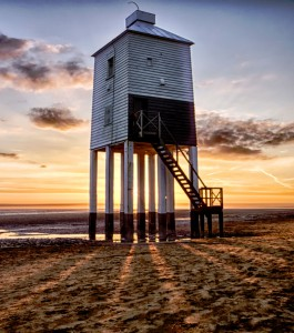 Burnham Lighthouse Jigsaw Puzzle