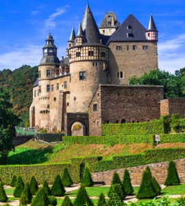 Burresheim Castle Jigsaw Puzzle