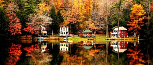 By the Lake Jigsaw Puzzle