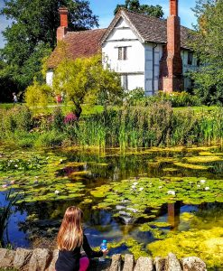 By the Pond Jigsaw Puzzle