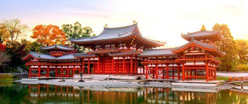 Byōdō-in Temple Jigsaw Puzzle