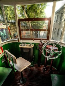 Cable Car View Jigsaw Puzzle