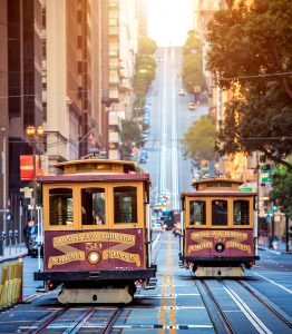 Cable Cars Jigsaw Puzzle