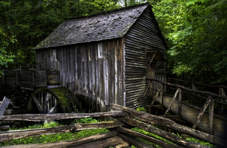 Cable Mill Jigsaw Puzzle