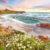 Cabras Beach Jigsaw Puzzle