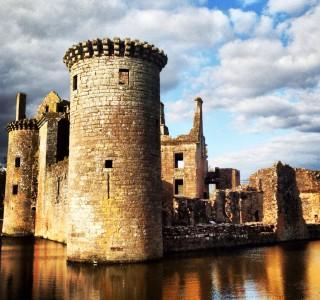 Caerlaverock Castle Jigsaw Puzzle