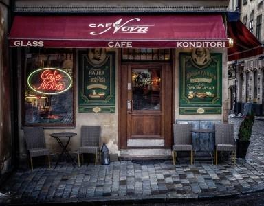 Cafe Nova Jigsaw Puzzle