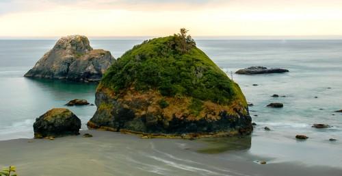 California Seascape Jigsaw Puzzle