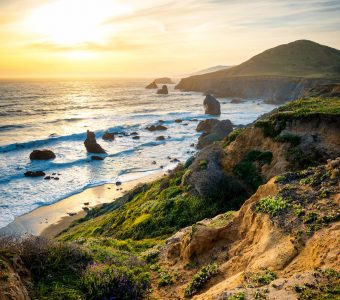 California Waves Jigsaw Puzzle
