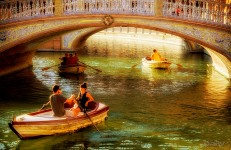 Canal Rowers