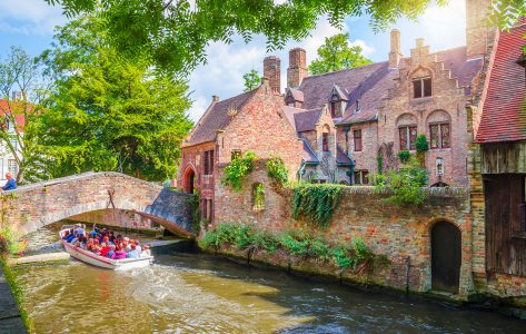 Canal Tour Jigsaw Puzzle