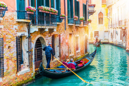 Canal Travel Jigsaw Puzzle